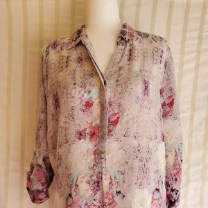 Violet and Claire Blouse Large